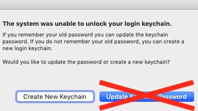 """10.14.4 Update breaks """"Update Keychain Password"""" + Workaround"""