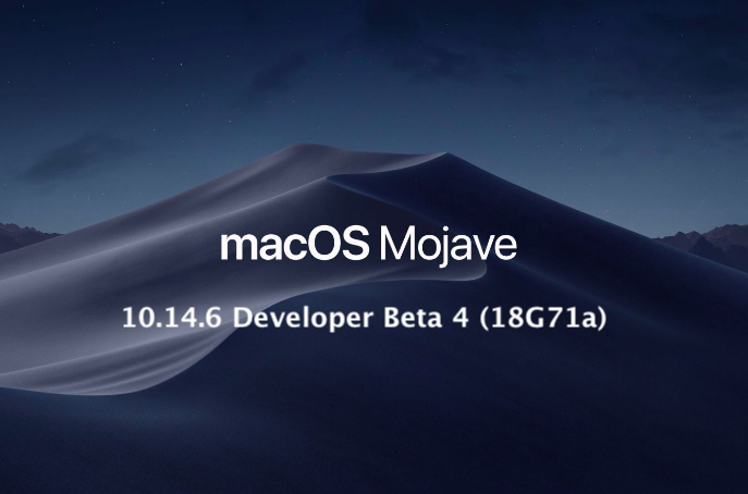 Apple Releases Forth Beta of macOS Mojave 10 14 6 (18G71a