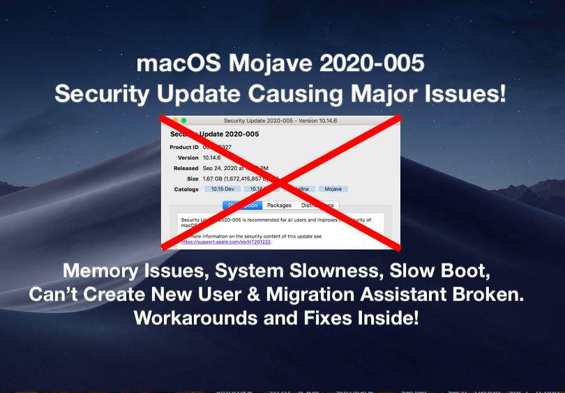Mac os security update won